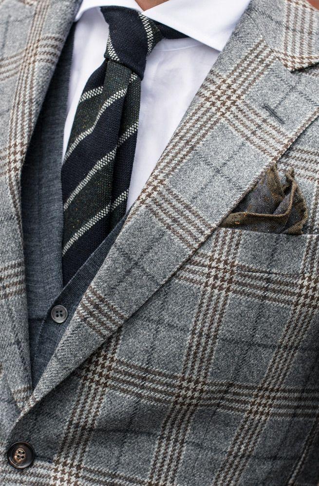 glencheck the glen check blazer urquhart suit