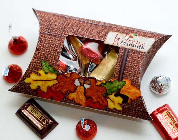 Easy Thanksgiving Favors | Thanksgiving Treats