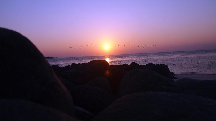 Sunrise Gili Kondo - Lombok -