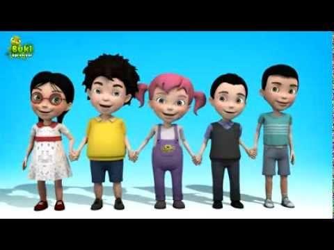 Buki, tüm çocuklarımızın Dünya Çocuk Günü'nü kutlar. - YouTube