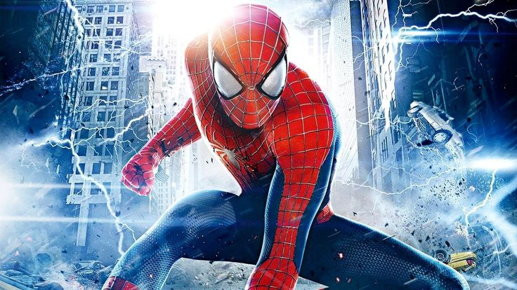 The Amazing SpiderMan Movie Poster Wallpaper by
