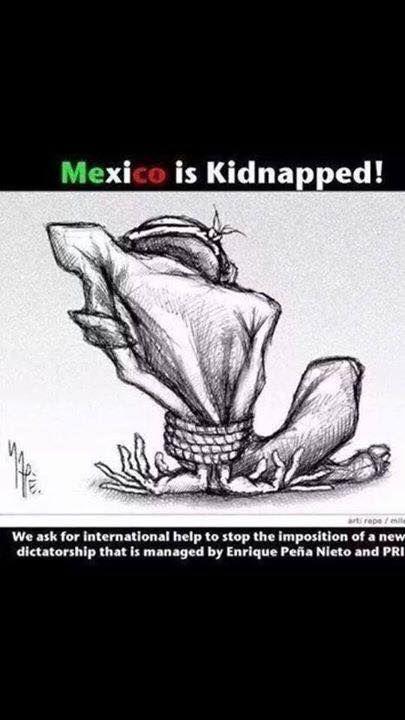México secuestrado