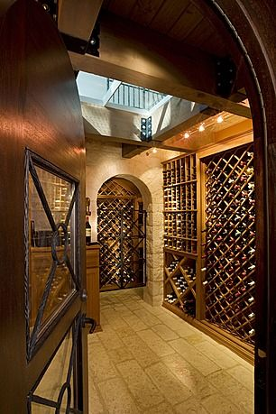 Great Mediterranean Wine Cellar