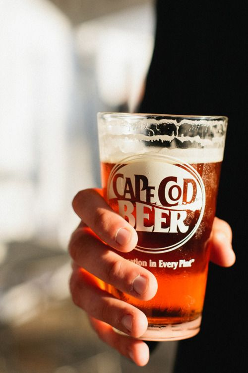 Love the tour of the Cape Cod Beer brewery - and it's free!  With tastings!