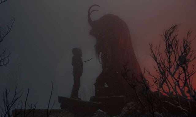 Krampus (2015) - TwoOhSix.com: Krampus - Movie Review