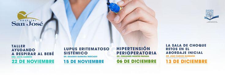 #Neurologos en #Queretaro - Hospital San José de Querétaro offers high level services and facilities, with the aim of providing you with unparalleled care. Our services include Hospitalization, General Surgery, Mastography , Echocardiograms and more.