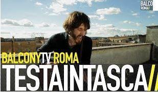 Febbraio 2014    www.youtube.com/watch?v=HdCo_fv0esQ  #testaintasca #maledizione #musica #rock #indie #42records #cazzituoi #roma #vintage #guitar #chitarre #balconytv #roma