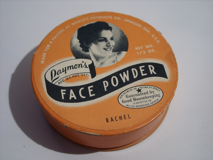 1000 Images About Vintage Powder Boxes On Pinterest