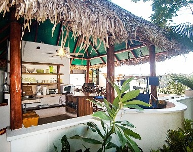 Tropical Outdoor Kitchen Designs Entrancing Outdoor Tropical Kitchens  Google Search  Nicaraguan House Plans . Inspiration Design