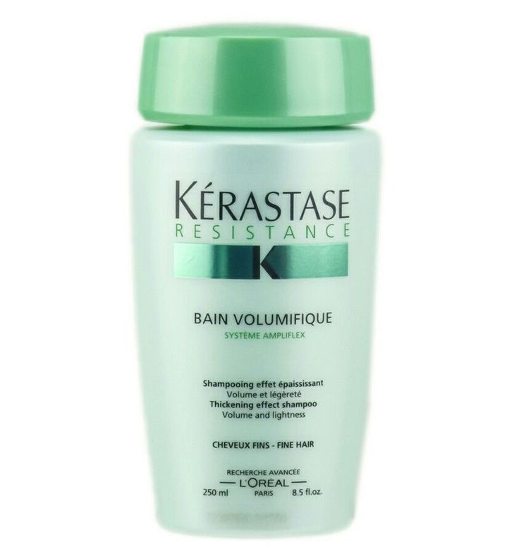 Resistance Bain Volumifique Shampoo 250 ml in Health & Beauty, Hair Care & Styling, Shampoos & Conditioners | eBay!