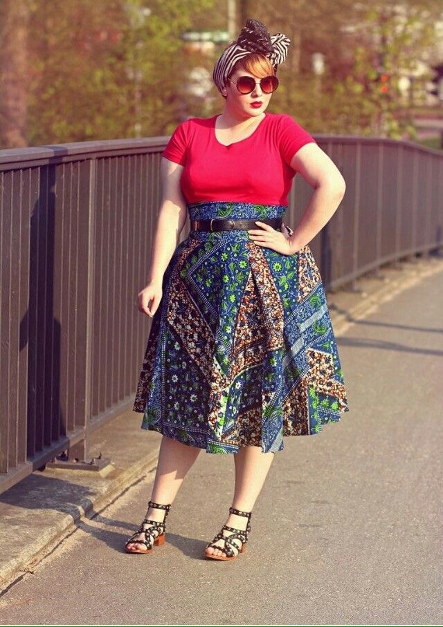Quem diz que a moda PLUS SIZE é limitada não conhece os modelos certos para o seu tipo de corpo!