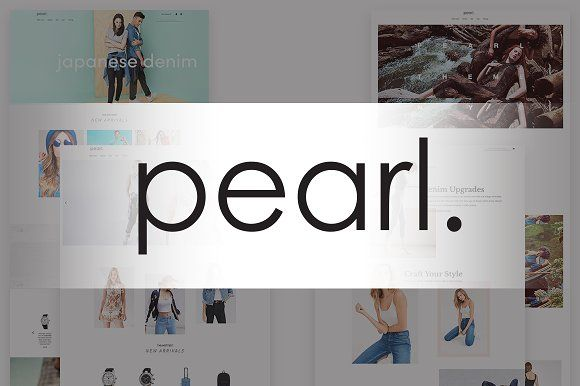 Pearl Responsive Theme Magento 2 by WeltPixel on @creativemarket