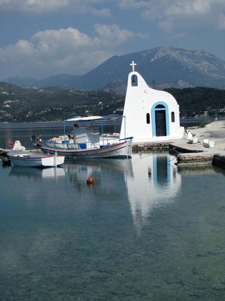 Lake Heraion (Vouliagmeni) – Perachora Loutraki, Corinth, Greece