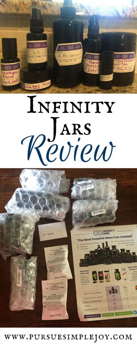 Infinity Jars Review