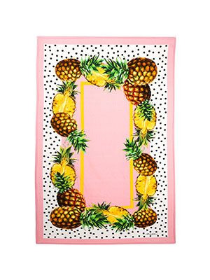 Dolce & Gabbana Pineapple Towel, £485