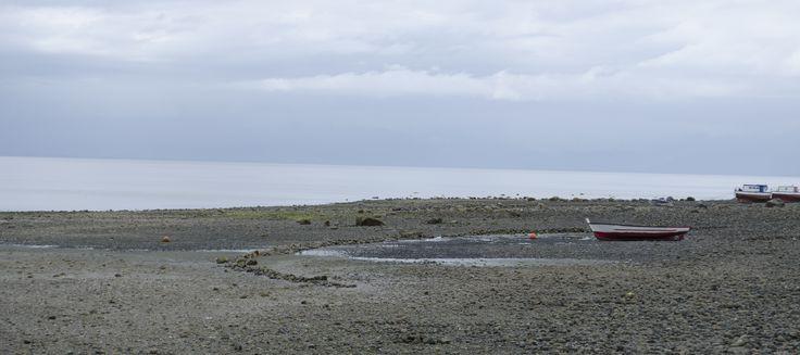 Corrales de Pesca de Isla Capehuapi, Región de Los Lagos, Chile.
