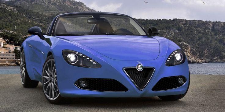 Alfa Romeo Spider 2015