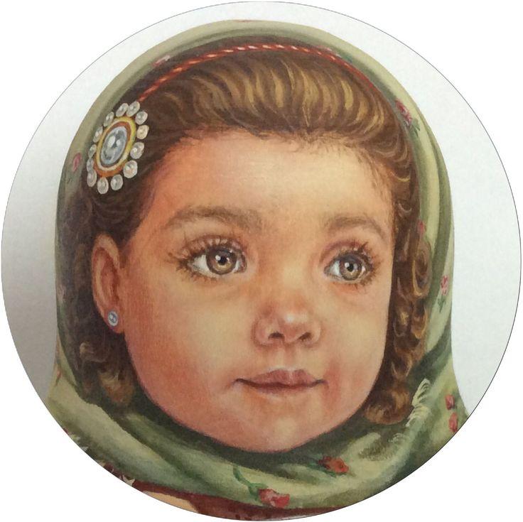 Автор's уникальный 1-русский Roly poly nesting Baby куклы | Куклы и мягкие игрушки, Куклы, По типу | eBay!