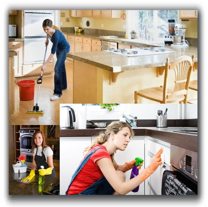 how to start a residential cleaning service