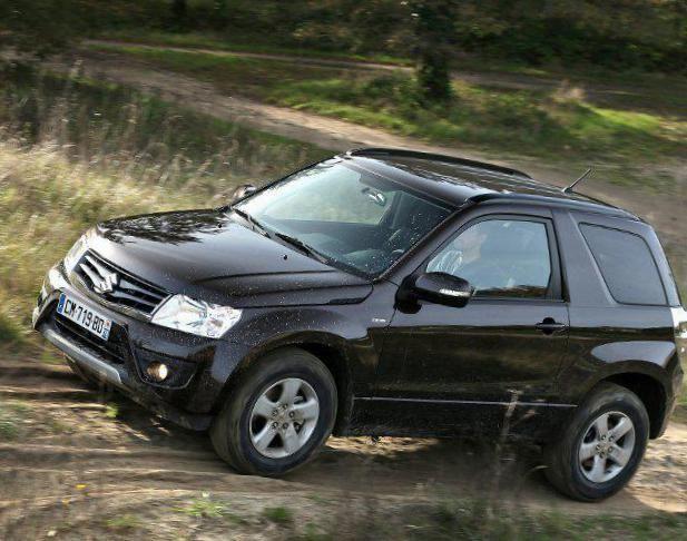 Grand Vitara 3 doors Suzuki Characteristics - http://autotras.com