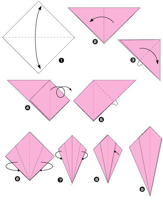 origami_pauw deel 1