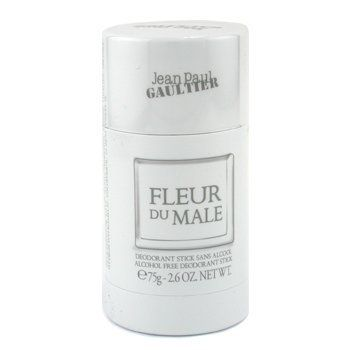 Jean Paul Gaultier Fleur Du Male Deodorant Stick - 75ml/2.5oz by Jean Paul Gaultier. Save 8 Off!. $30.18. Helps ensure effective protection all-day Prolongs & offers an instant feeling of freshness Reduces underarm odor & wetness Experience the ultimate luxury Delicately scented - Fleur Du Male