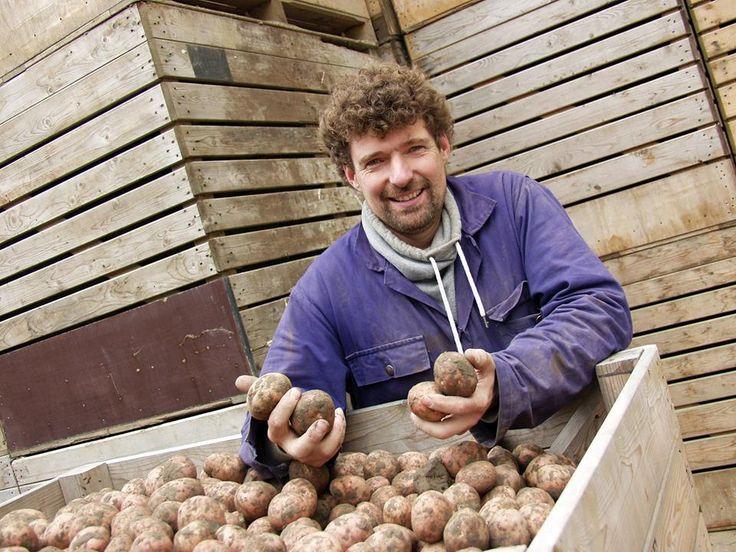 Jan Monsma. Onze aardappel en uien boer uit Biddinghuizen!