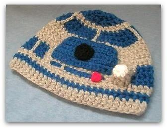 R2D2 knit hat!! Love!
