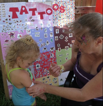 72 best images about school event ideas book fair etc for Tattoo party ideas