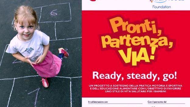 Come curare lo stile di vita dei nostri figli: il progetto di Save the Children