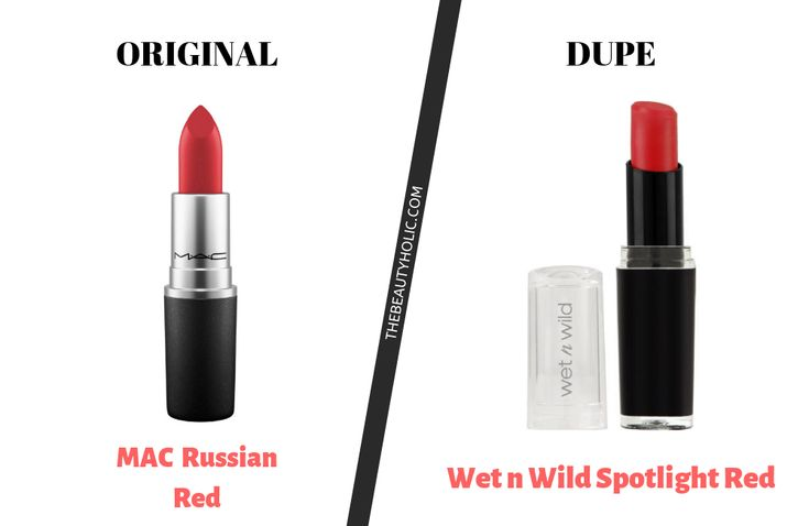 10 Best-Selling MAC Lipstick Dupes