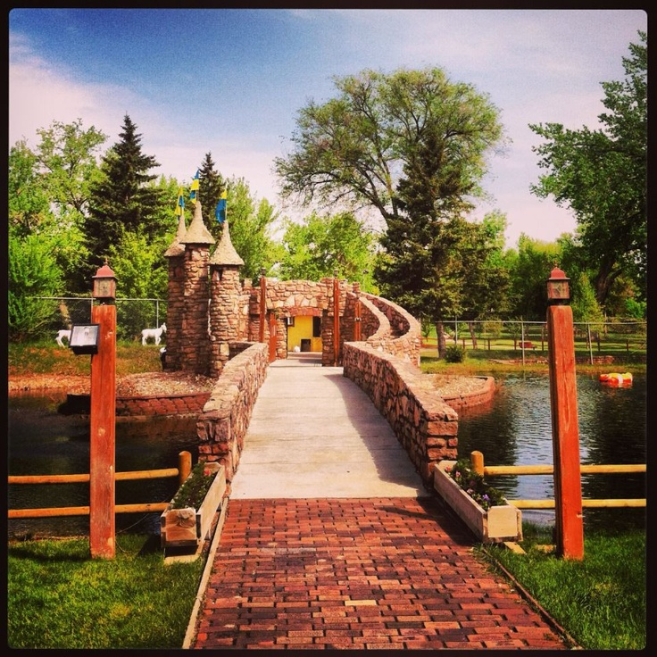 Storybook Island ~ Rapid City, South Dakota