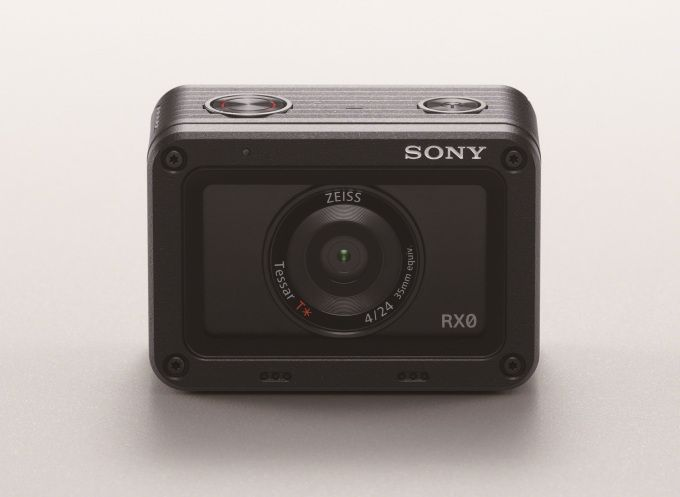 Sonys RX0 is a tiny camera with big ideas