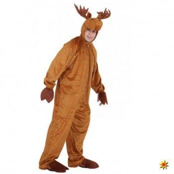 Kostüm Elch, Overall Rentier | Fasching Kostüme kaufen