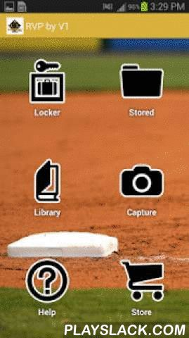 RVP:Baseball & Softball Video  Android App - playslack.com ,  RVP BASEBALL AND SOFTBALL SWING ANALYSIS APP AND PITCHING ANALYSIS APP for Android Phones and Tablets!RightView Pro is the only video analysis software company licensed by MLB, MLBPA and NPF. OFFICIALLY LICENSED PRODUCT OF MAJOR LEAGUE BASEBALL PLAYERS ASSOCIATION-MLBPA trademarks and copyrighted works, including the MLBPA logo, and other intellectual property rights are owned and/or held by MLBPA and may not be used without…