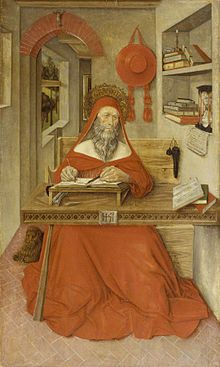 St. Jerome - letter to St. Augustine took 9 years to be delivered # patience