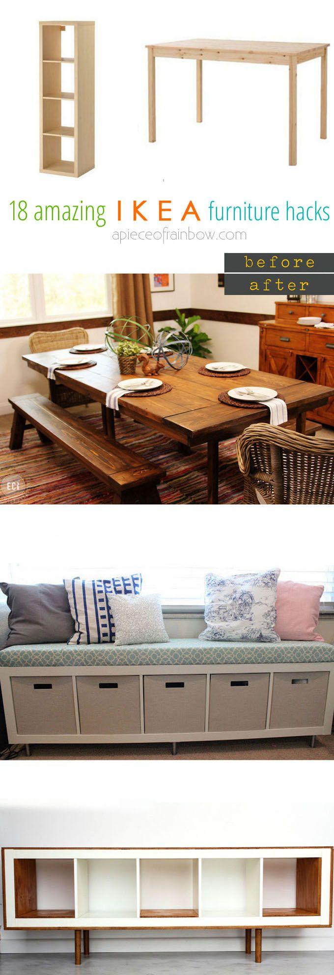 Best 25+ Kitchen Island Ikea Ideas On Pinterest | Kitchen Island Ikea Hack, Kitchen  Island Hack And Cube Bookcase Ikea