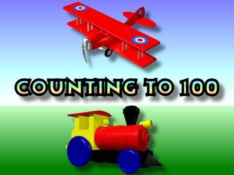 Children's: Counting to 100