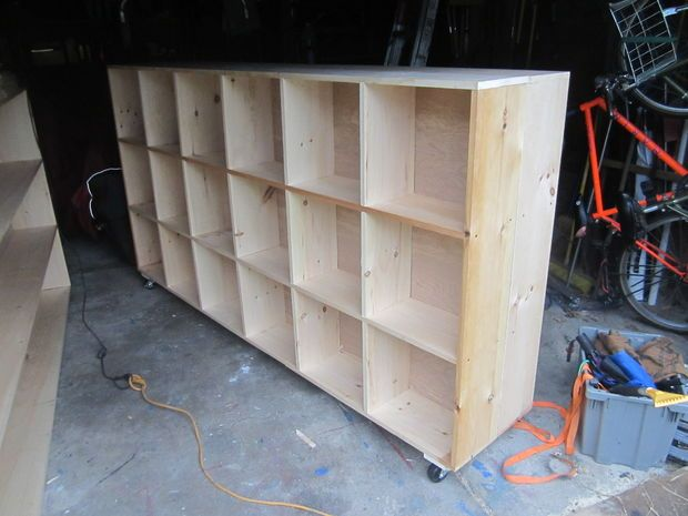 Classroom Cubby Ideas ~ Mobile classroom cubbies pictures of and