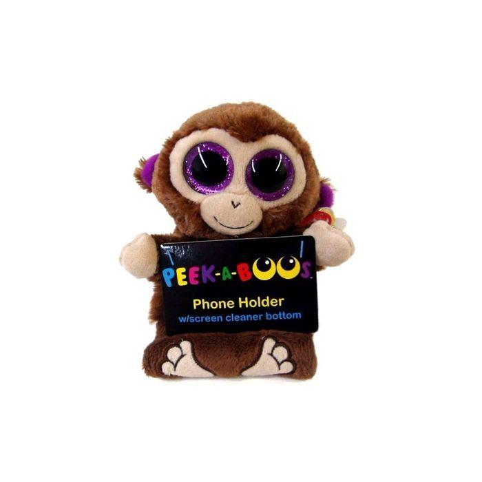 Peek A Boo Phone Holder Chimps Peek a Boo By Ty