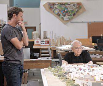 Op nieuwe Facebook campus wordt overwerken een feestje