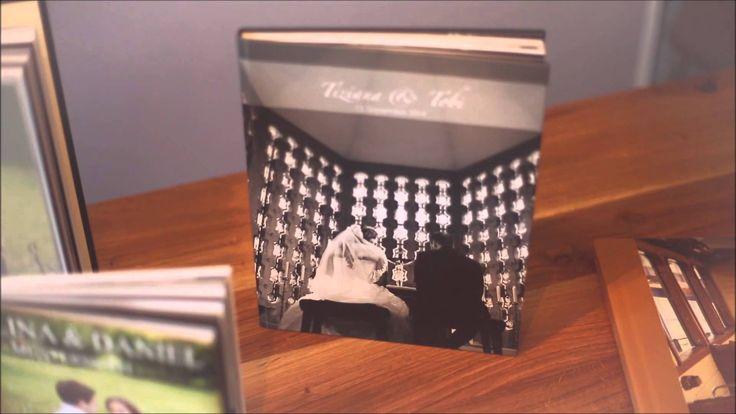 Verschiedene Hochzeits- und Fotoalben  Different Weddingalbums and Photobooks designed by Photogracia Wedding