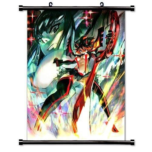Kill la Kill Anime Fabric Wall Scroll Poster (16x23) Inches >>> Tried it! Love it! Click the image. : DIY : Do It Yourself Today