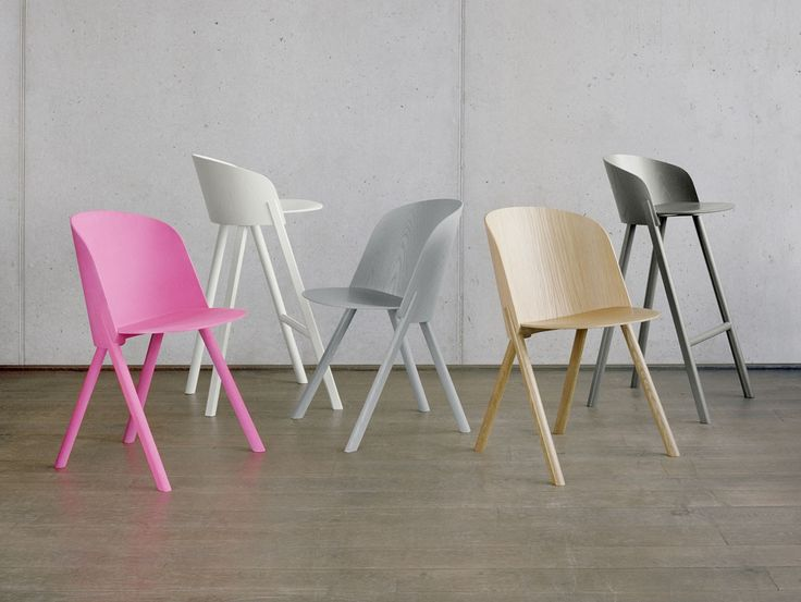 THIS chair & OTHER stool by Stefan Diez / Viaduct