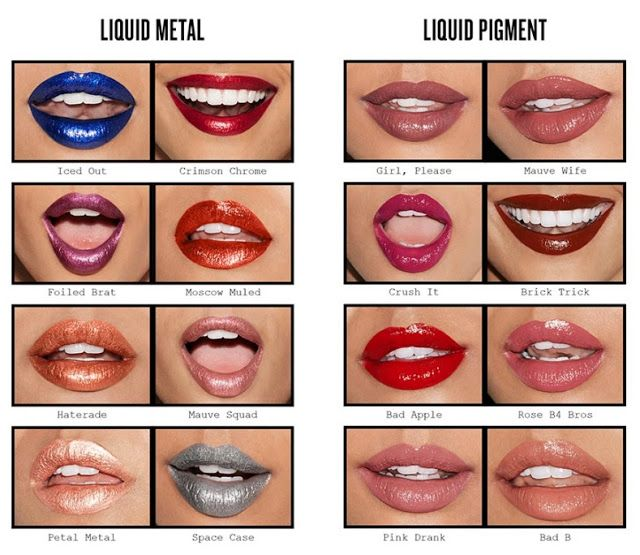 The Beauty News: Smashbox Be Legendary Liquid Lipstick Collection