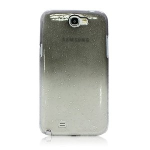 ?Drop Back Transparent Case for Samsung GALAXY Note 2 N7100?