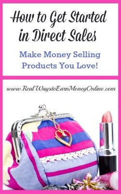Do you want to make a living selling products you love and feel you can stand behind? Then look no further than direct sales! There are many reputable, quality companies you can get started with TODAY to build your own business.