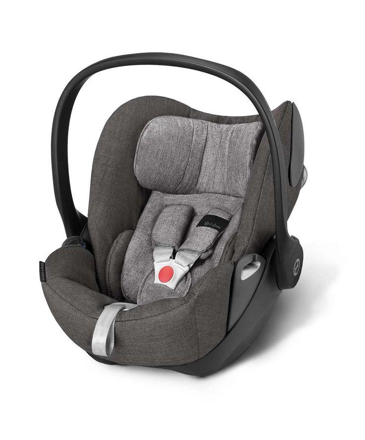 Cybex   Cloud Q Plus   Manhattan Grey   Car Seat