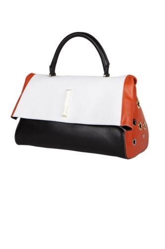 Raoul Magritte Eyelet Handbag