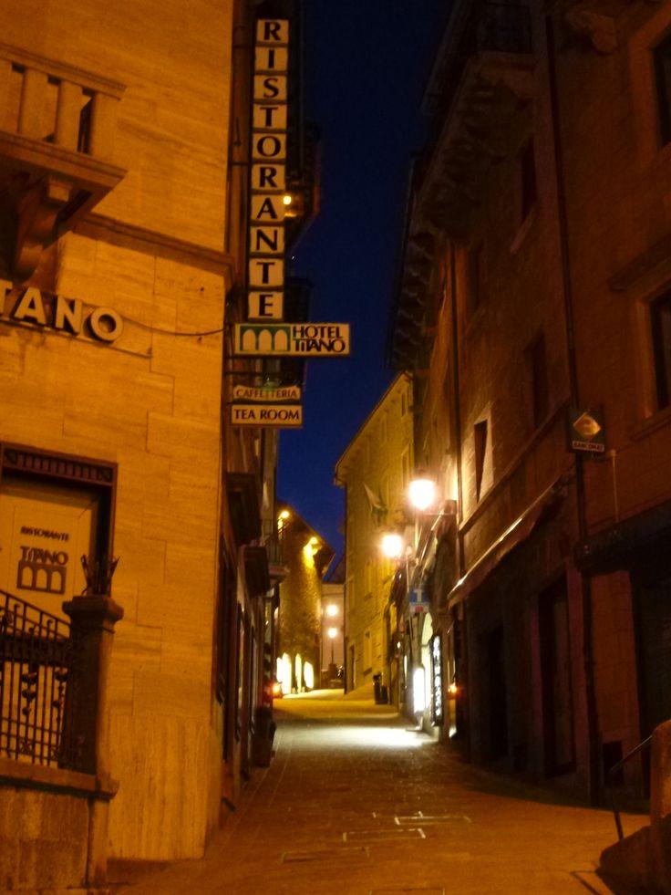 Republic Of San Marino, City Of San